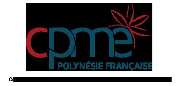 CPME – Confédération des Petites et Moyennes Entreprises en Polynésie française Logo